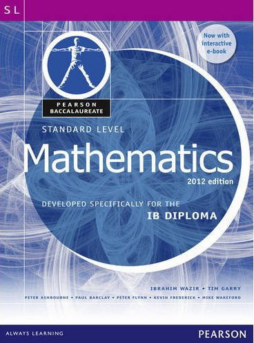 ib math sl textbook pearson pdf