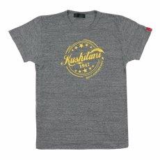 KUSHITANIロゴTシャツ