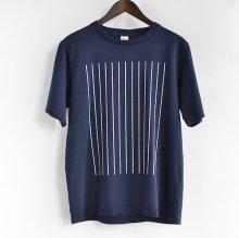 ストライプTシャツjm5933