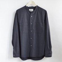 バンドカラーシャツSH0593