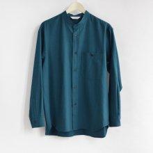 バンドカラーシャツSH0294