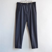 Belted 1Tuck Light Trousers20SS-PT01