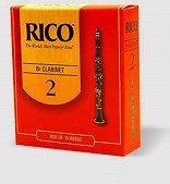 RICO リコ / B♭ クラリネット リード(リコ 2番 25枚入り)