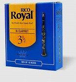 RICO リコ / B♭ クラリネットリード ROYAL ロイヤル