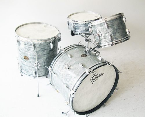 希少!60年~70年代製 ヴィンテージ ドラム !Gretsch グレッチ / Jazz Kit