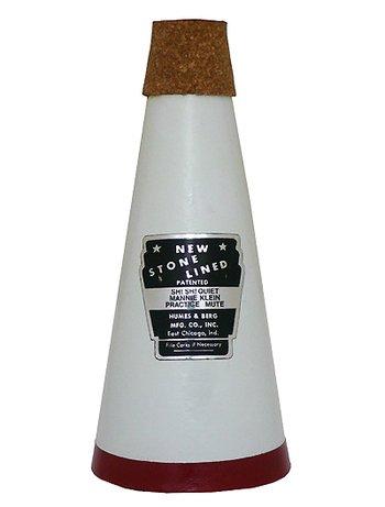 New Stone Lined ニューストーンライン / 167 テナートロンボーン用練習用ミュート(ストレートタイプ)