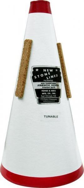 New Stone Lined ニューストーンライン / 134 フレンチホルン用ミュート(チューナブル ストレートタイプ)