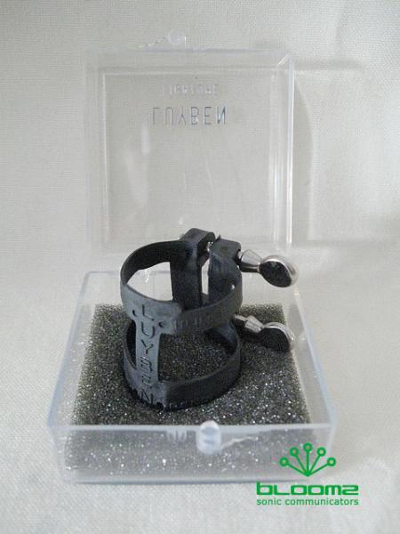 luyben ルイベン / 2215B 樹脂製 B♭クラリネット用リガチャー