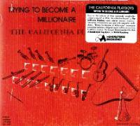 THE CALIFORNIA PLAYBOYS / Trying To Become A Millionaire  【 RARE GROOVE/SOUL 】 ( CD/US )