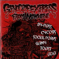 V/A / Genocide Express From Nowhere  【 HARDCORE 】 ( CD/JPN )