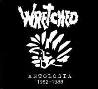 WRETCHED / Antologia 1982-1988  【 ITALIAN HARDCORE 】 ( 2 CD/ITA )
