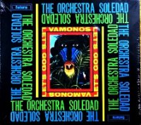 THE ORCHESTRA SOLEDAD / Vamonos/Let's Go  【 SALSA/LATIN 】 ( CD/UK )