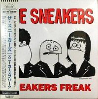 THE SNEAKERS / Sneakers Freak  【 PUNK/RAMONE PUNK 】 ( CD/JPN )