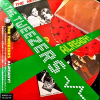 THE TWEEZERS / Already!  【 POWER POP/PUNK 】 ( CD/JPN )