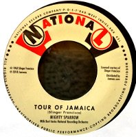 MIGHTY SPARROW / Tour Of Jamaica  【 ...