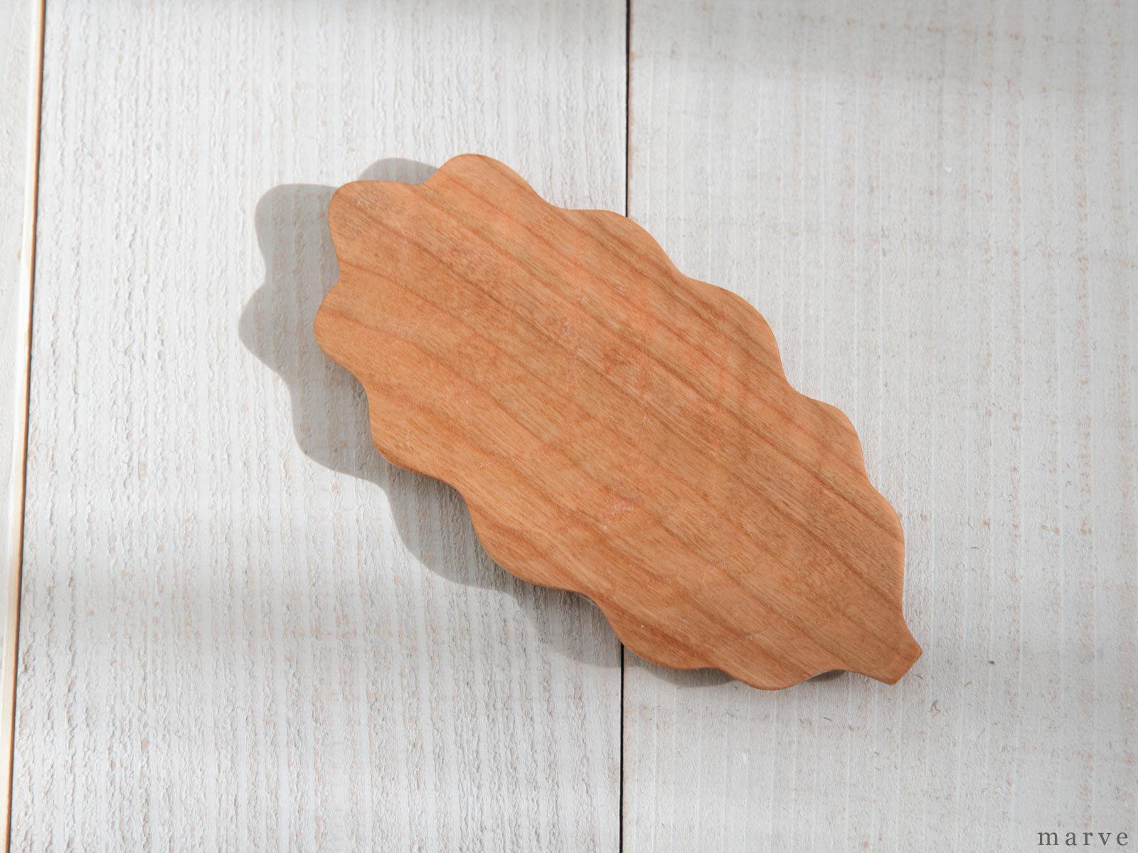アトリエつみき屋 小さな葉っぱ皿 no.1