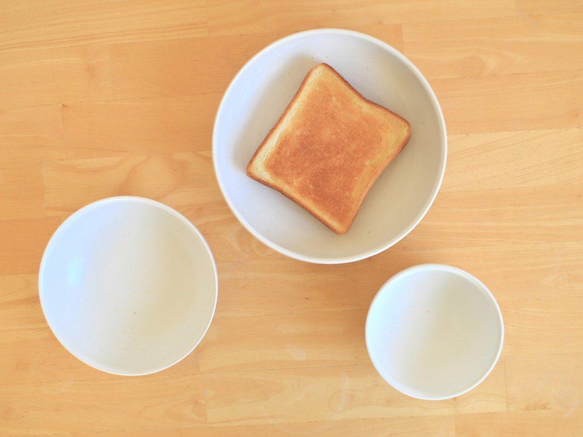 SUZUGAMA(スズガマ) White series ディッシュポットL