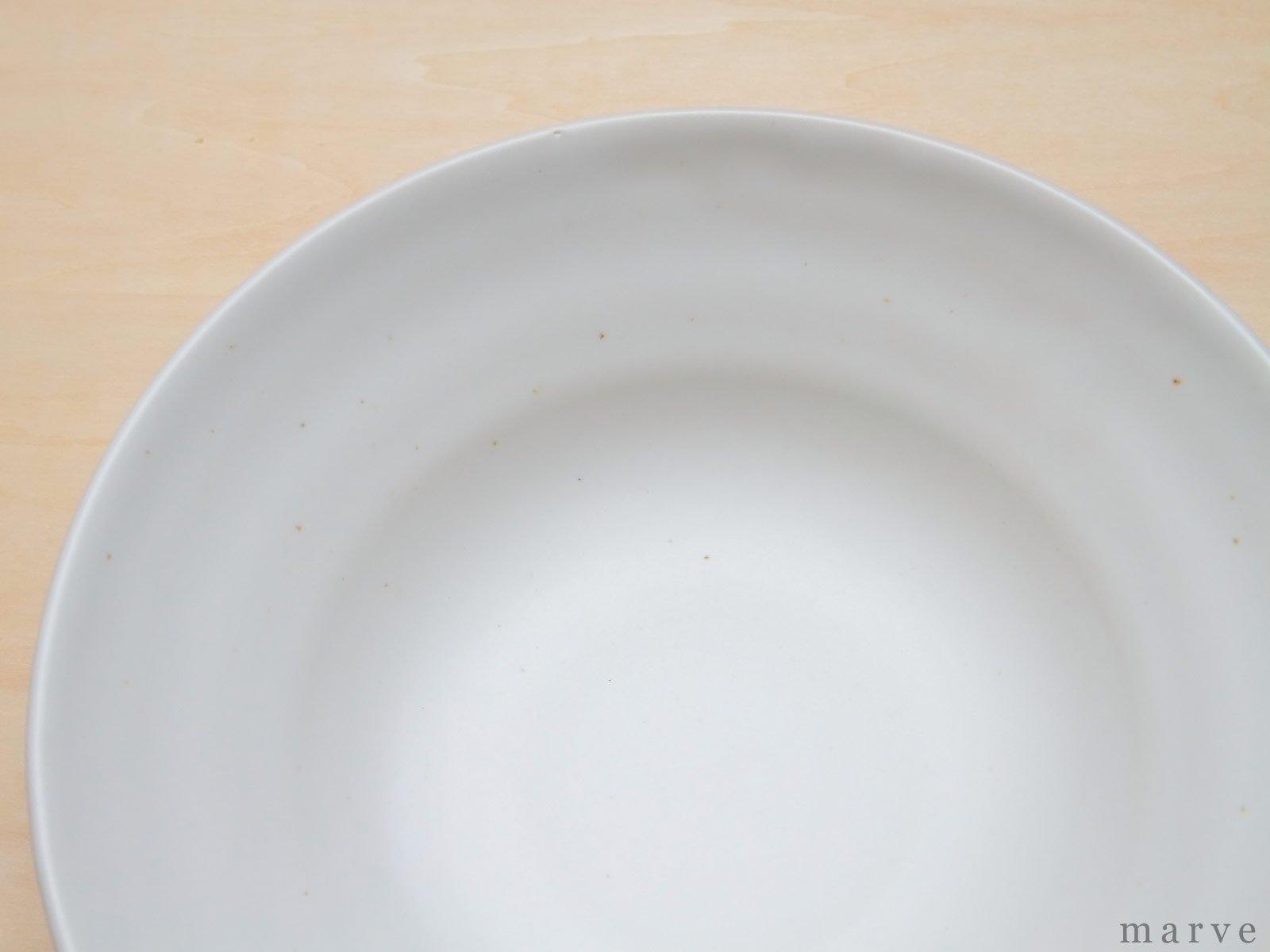 SUZUGAMA(スズガマ) White series パスタプレート