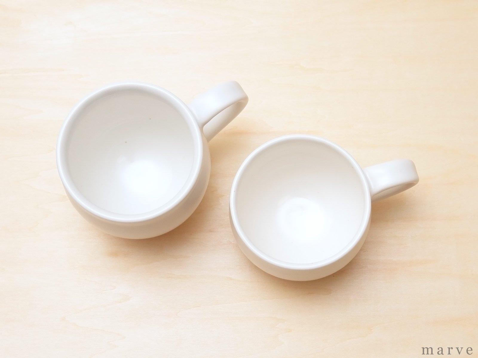 SUZUGAMA(スズガマ) White series マグカップM