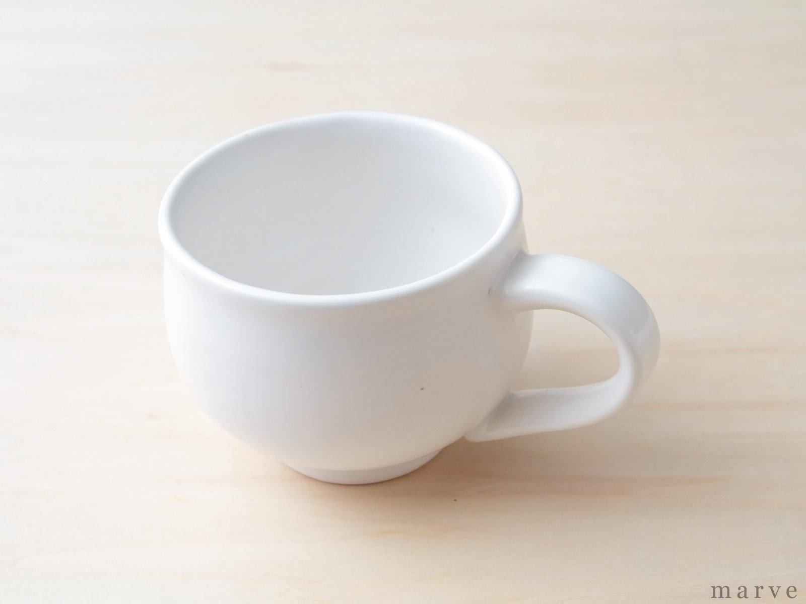 SUZUGAMA(スズガマ) White series マグカップS