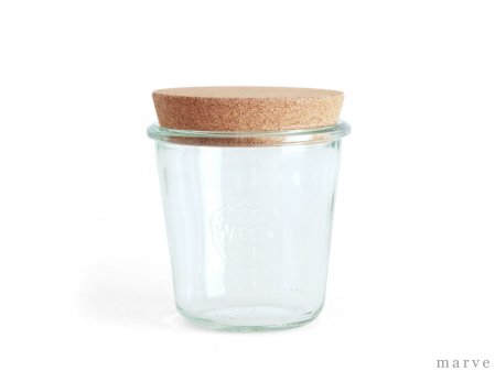 WITH WECK Cork Container(コルク コンテナー) 250ml<img class='new_mark_img2' src='//img.shop-pro.jp/img/new/icons1.gif' style='border:none;display:inline;margin:0px;padding:0px;width:auto;' />