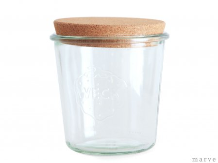 WITH WECK Cork Container(コルク コンテナー) 500ml