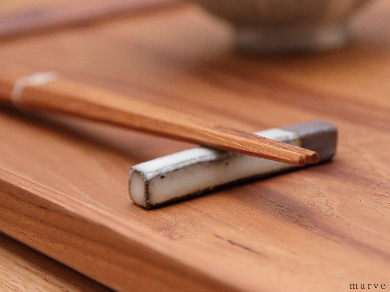 五角箸 花梨(かりん) 23cm