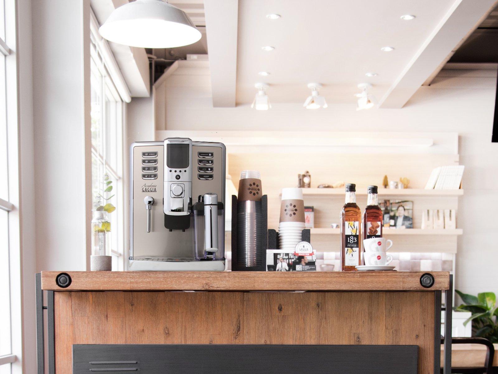 GAGGIA ガジア 全自動コーヒーマシン Accademia アカデミア