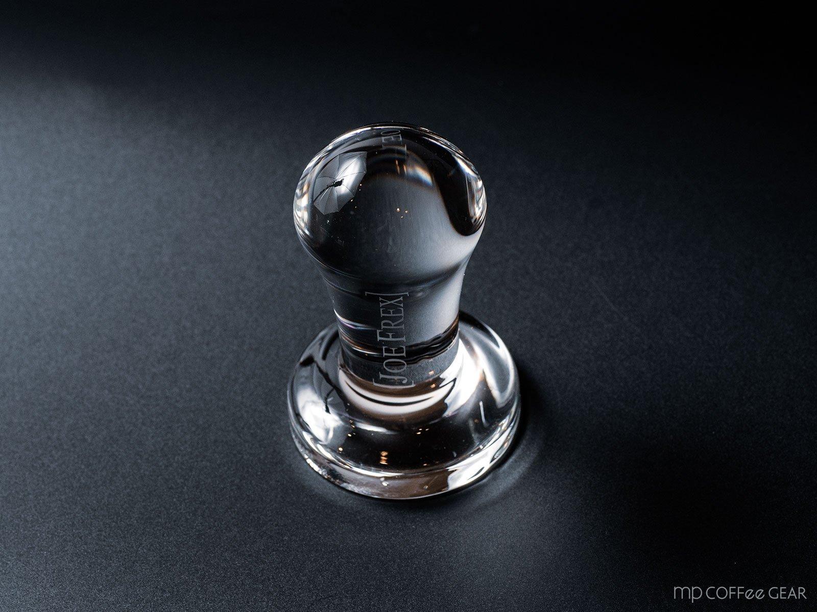 Joe frex グラスコーヒータンパー 58mm