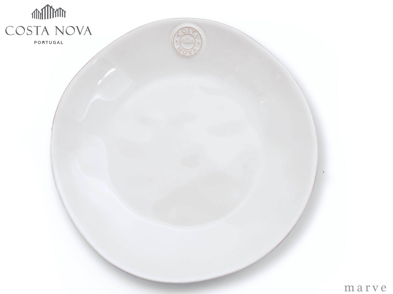 COSTA NOVA(コスタ・ノバ) ノバ ディナープレート ホワイト