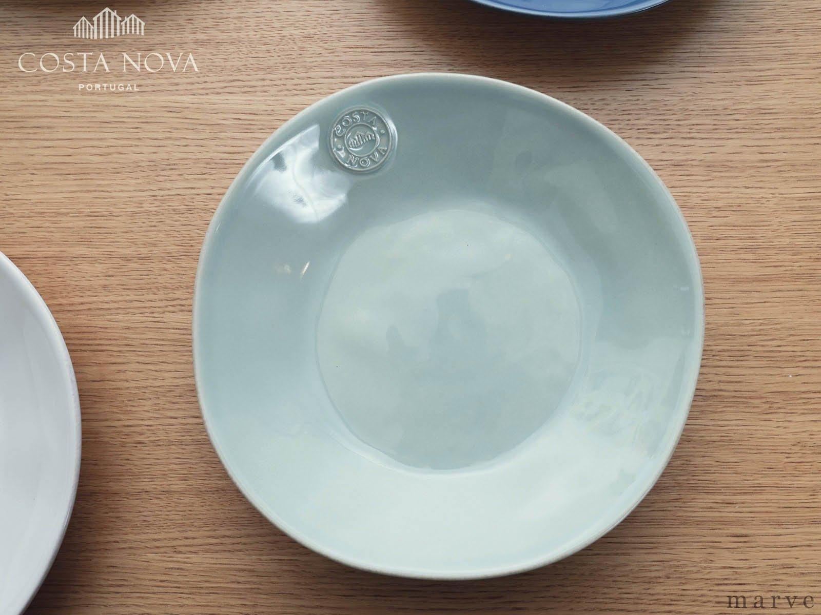 COSTA NOVA(コスタ・ノバ) ノバ スープ&パスタプレート ターコイズ