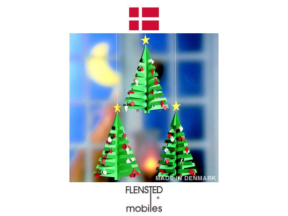 FLENSTED mobiles  クリスマスモビール ChristmasTree3