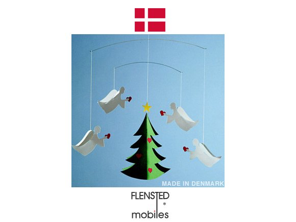 FLENSTED mobiles  クリスマスモビール Angels of Love