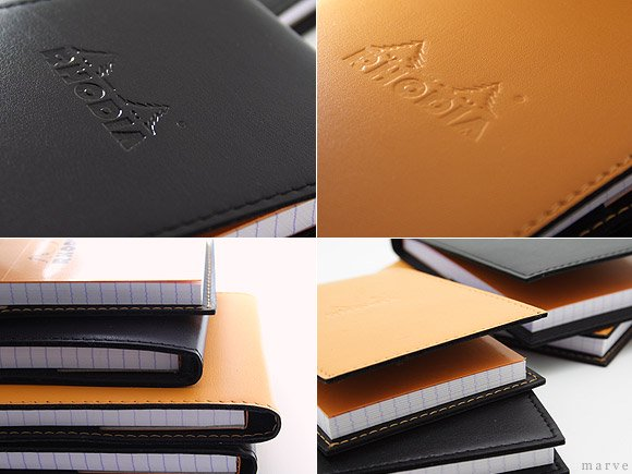 RHODIA  ���ԥ�쥫�С��դ��֥�å��ʥ��Ģ5mm���NO11 or 12�դ�)<img class='new_mark_img2' src='http://www.marve.jp/img/new/icons16.gif' style='border:none;display:inline;margin:0px;padding:0px;width:auto;' />