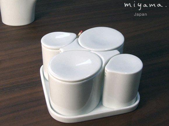 miyama pozzo 調味料入れ5pcsギフトセット