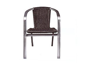 DULTON (ダルトン)Alminium cafe chair