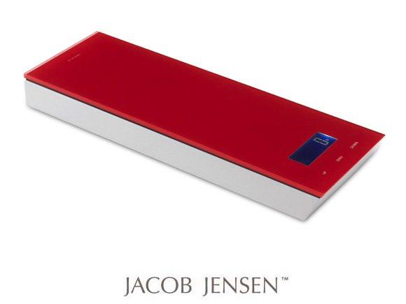 Jacob Jensen(ヤコブ・イェンセン) タイマースケール Red