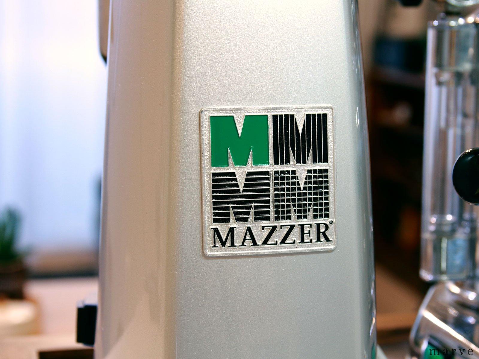 MAZZER(マッツァ)グラインダー MINI - ELECTRONIC(A) アルミノ