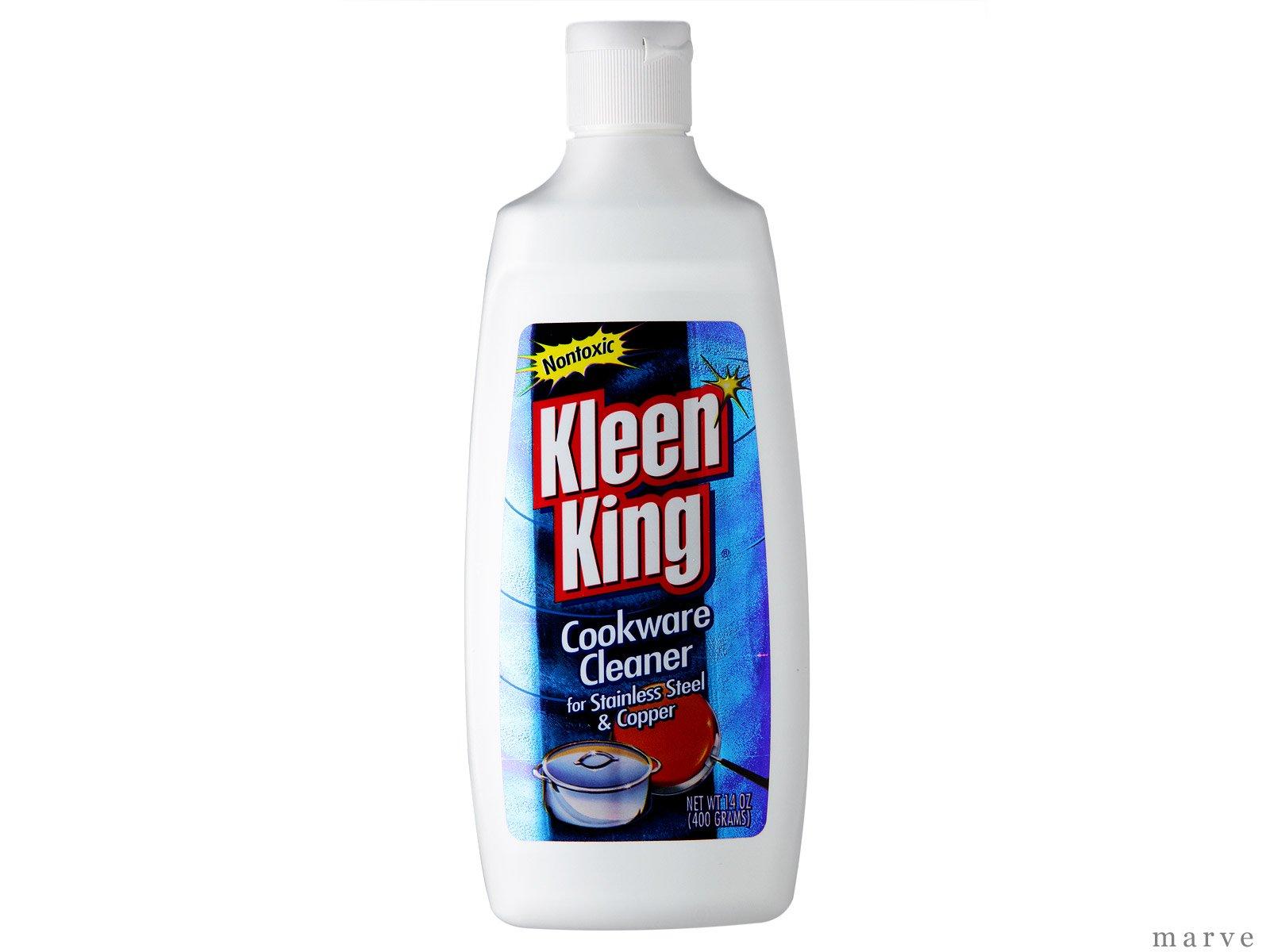 ステンレスクリーナー Kleen King (クリーンキング)リキッド