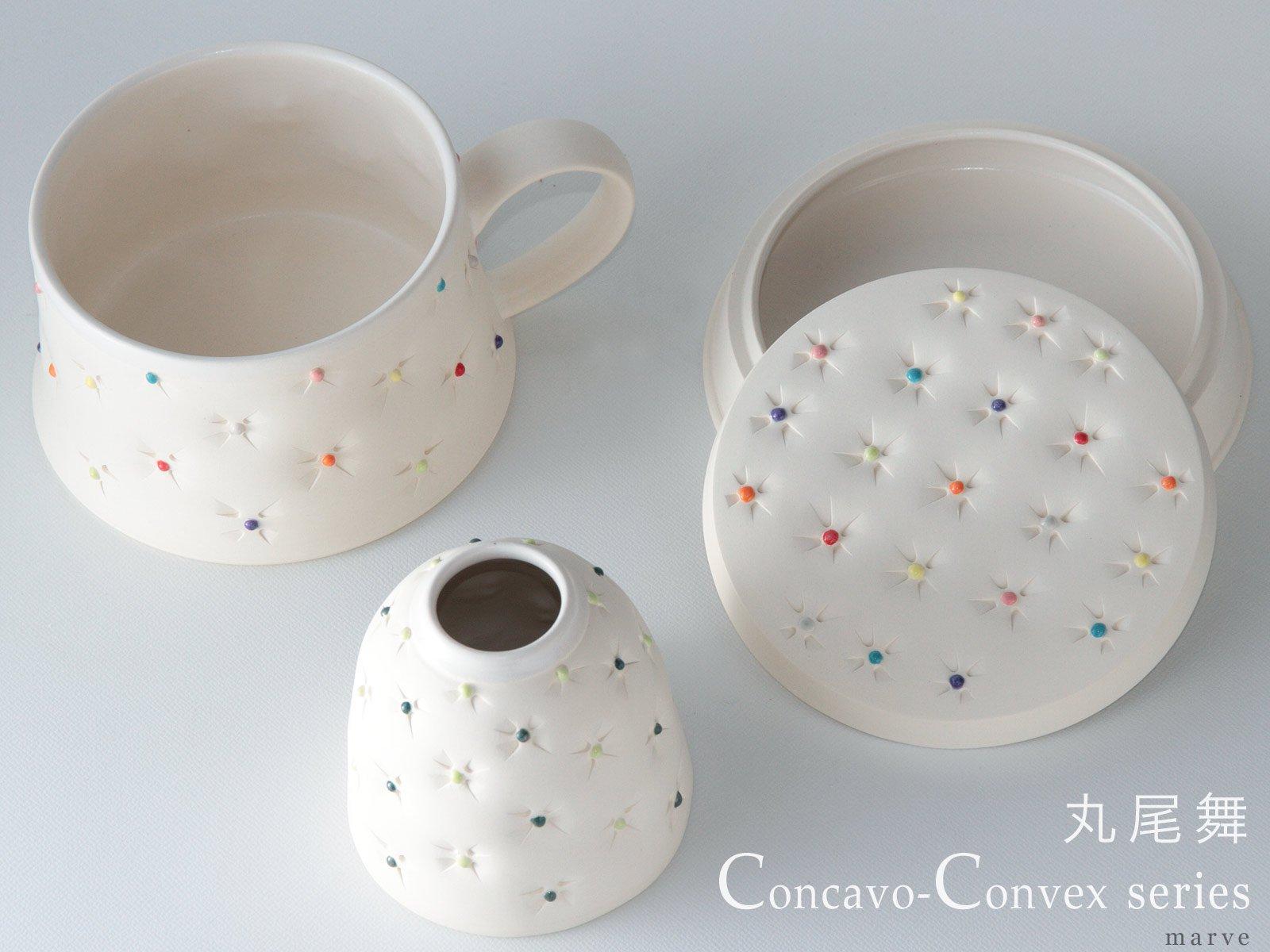 丸尾舞 Concavo-convex series ジュエリーケース