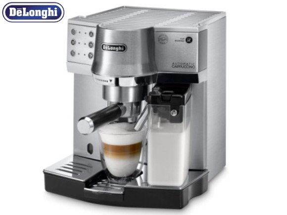 DeLonghi(デロンギ) エスプレッソ・カプチーノメーカーEC860M<img class='new_mark_img2' src='//img.shop-pro.jp/img/new/icons25.gif' style='border:none;display:inline;margin:0px;padding:0px;width:auto;' />