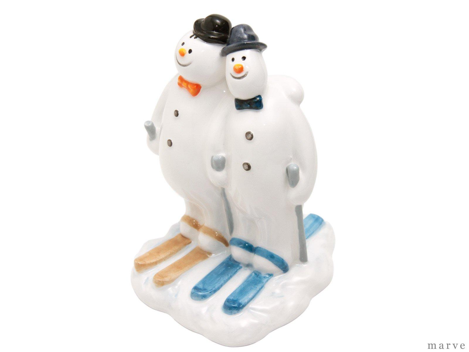 The Snowman フィギュリン コミックスノーマン