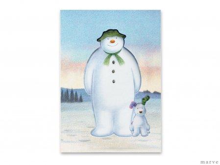 The Snowman スノーマン A5ノート