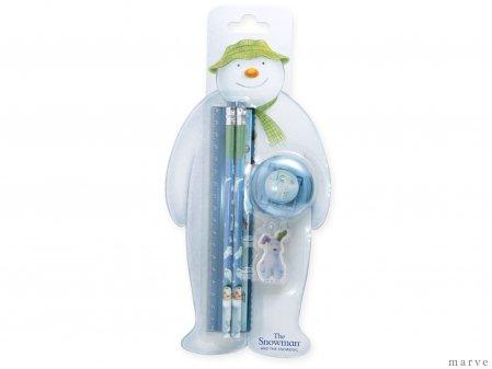 The Snowman スノーマン文具セットの商品写真