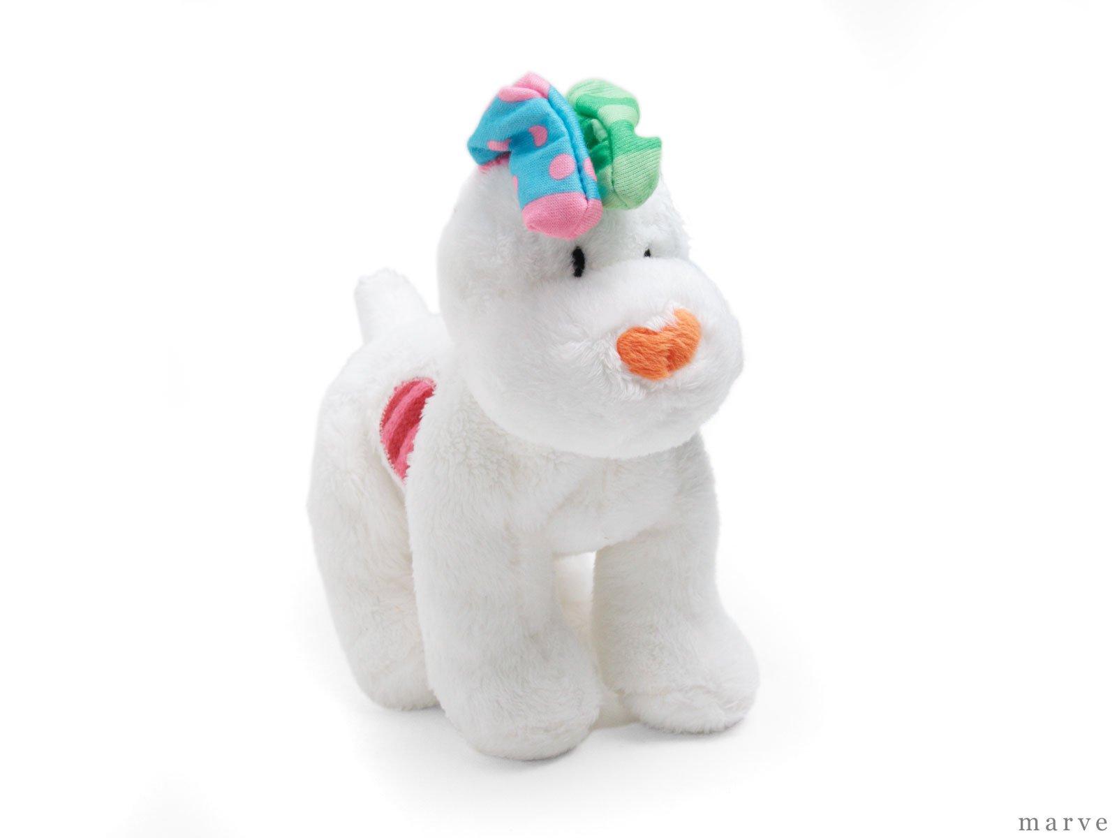 The Snowman スノードッグ ぬいぐるみ