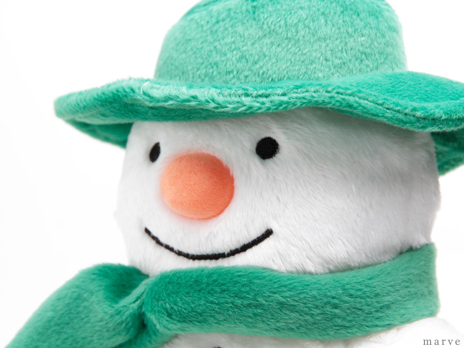 The Snowman  スノーマン ミュージック付ぬいぐるみ