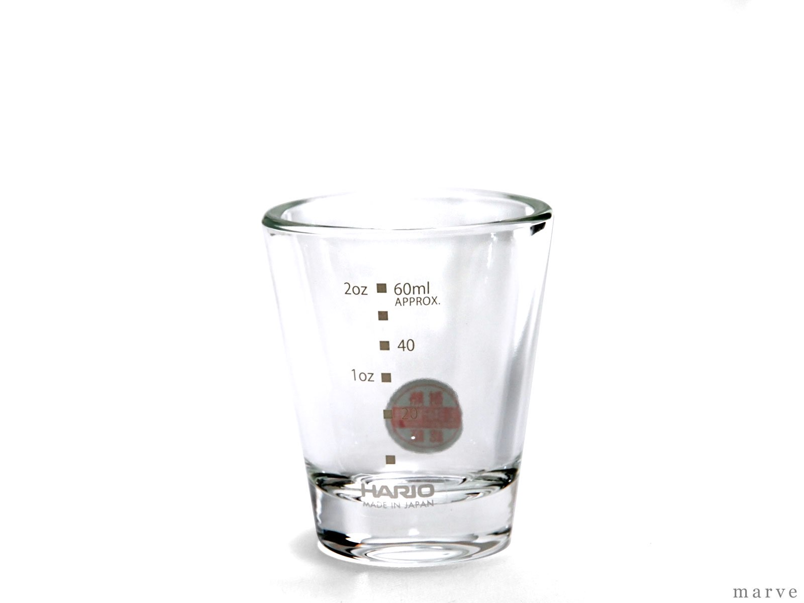 HARIO 耐熱ショットグラス 80ml