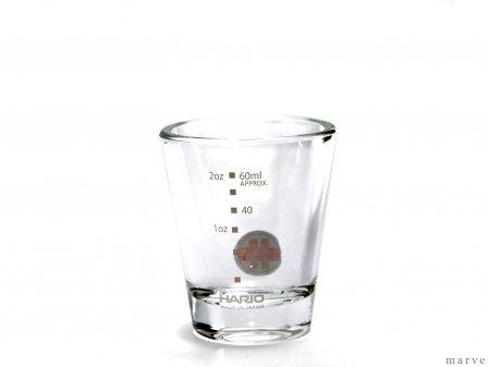 HARIO 耐熱ショットグラス 80mlの商品写真