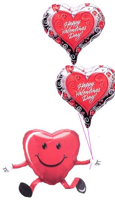 ハート君のバレンタイン