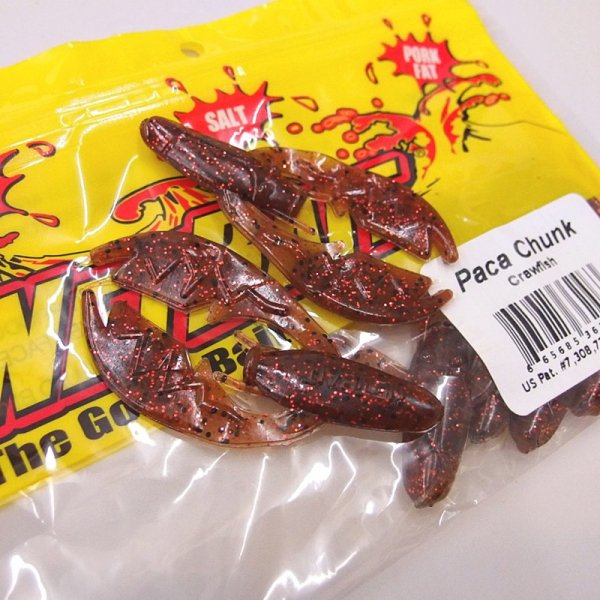 ネットベイト パカチャンク #Crawfish